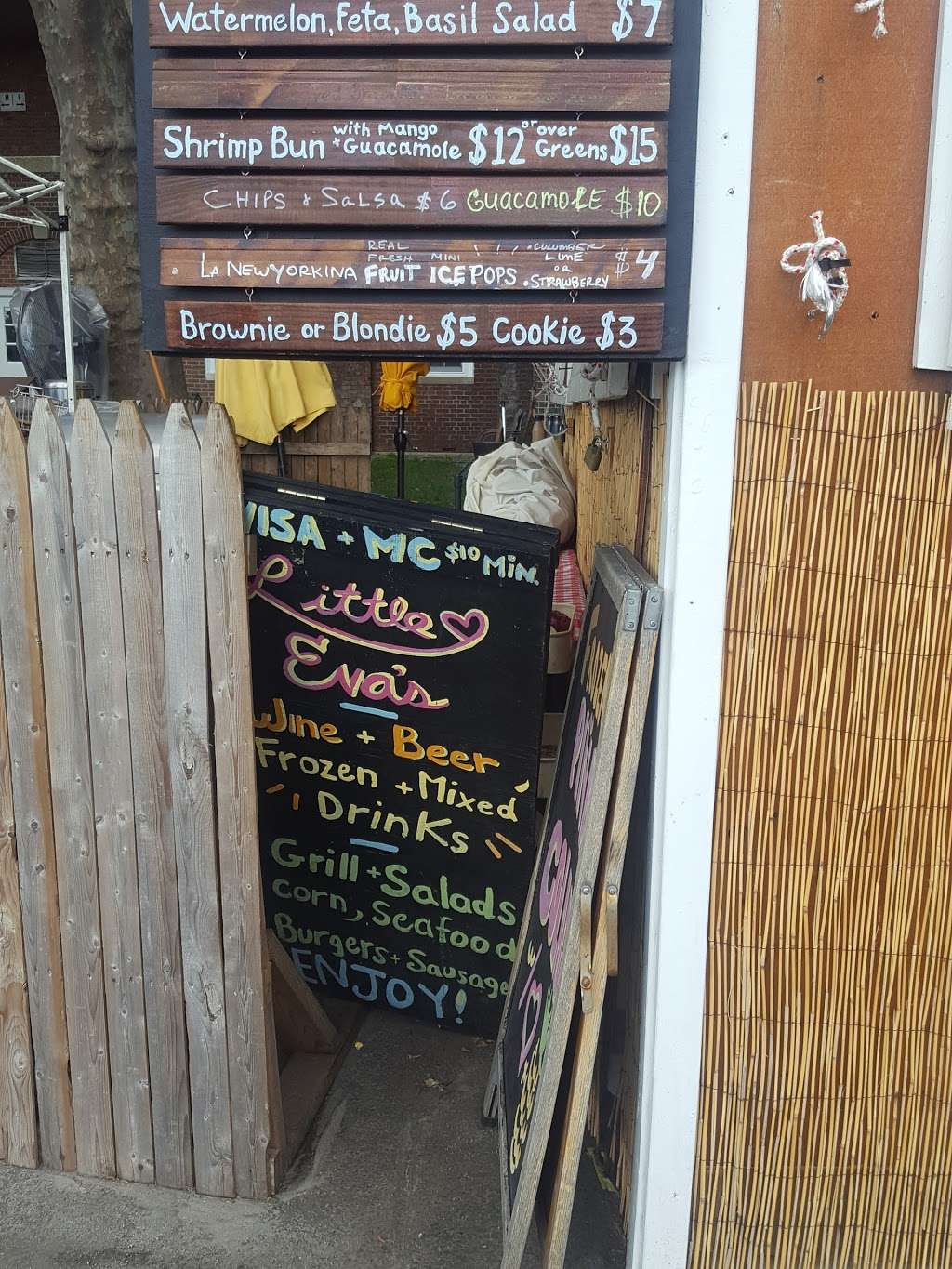 Little Evas Beer Garden and Grill - restaurant  | Photo 9 of 9 | Address: Brooklyn, NY 11231, USA | Phone: (917) 327-9816