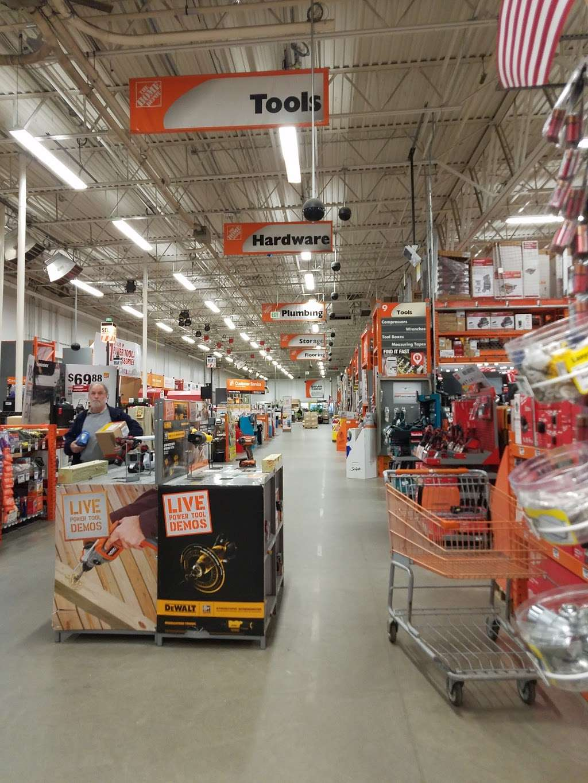 The Home Depot 320 Bridgeton Pike Mantua Township Nj 08051 Usa