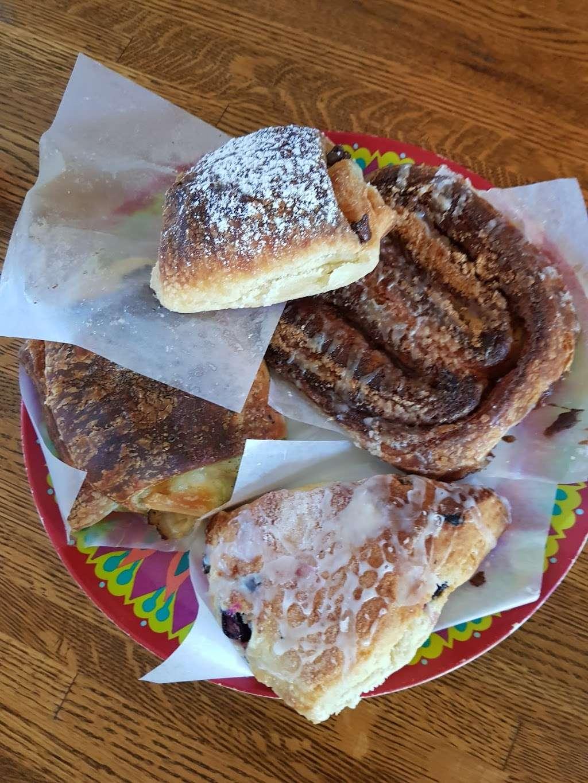 Gold Coast Coffee & Bakery - bakery  | Photo 7 of 10 | Address: 23577 Steelhead Blvd, Duncans Mills, CA 95430, USA | Phone: (707) 865-1441