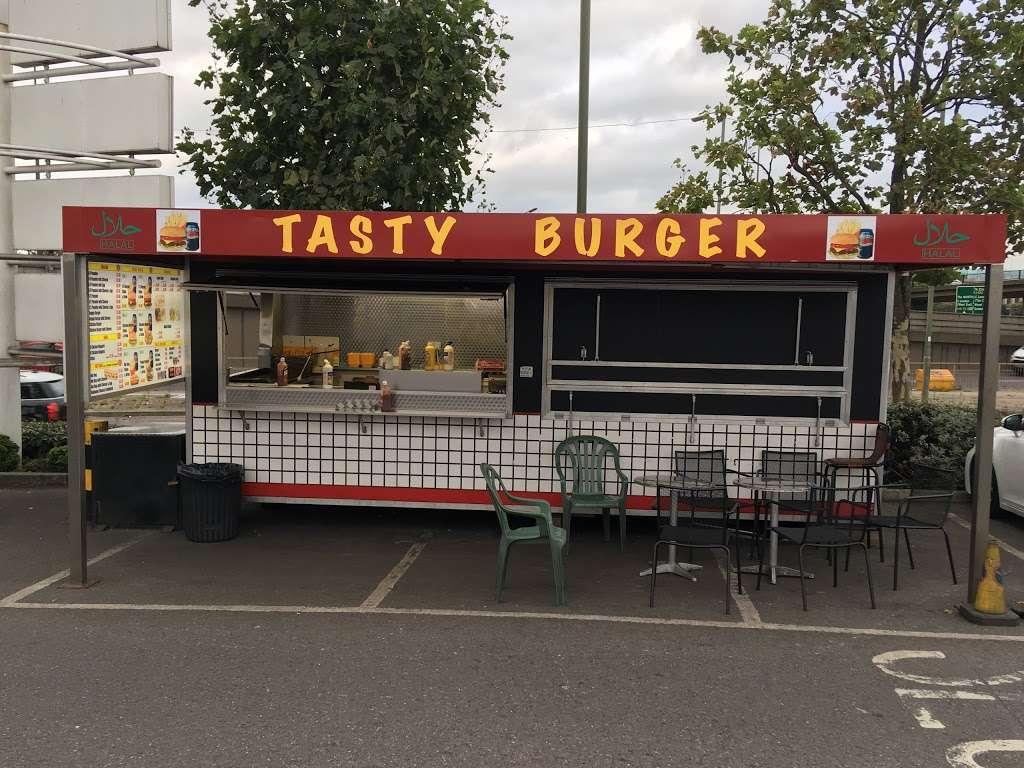 Tasty burgers - meal takeaway  | Photo 2 of 4 | Address: 1LJ, Tilling Rd, London NW2 1LJ, UK