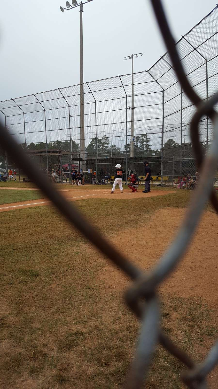 Rothwood Park Baseball - park    Photo 4 of 10   Address: 22430 Rothwood Rd, Spring, TX 77389, USA