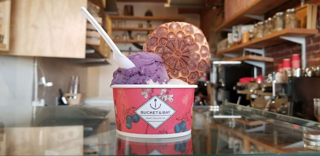 Bucket & Bay Craft Gelato, HOBOKEN - store  | Photo 8 of 10 | Address: 153 1st St, Hoboken, NJ 07030, USA | Phone: (201) 683-8093