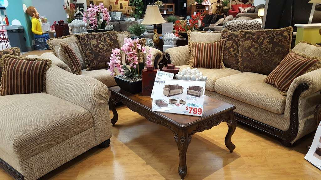 Bob's Discount Furniture and Mattress Store - furniture store  | Photo 4 of 10 | Address: 1561 Almonesson Rd, Deptford Township, NJ 08096, USA | Phone: (856) 481-1730