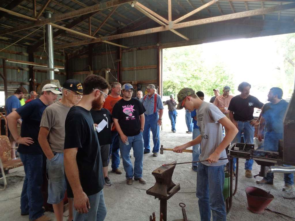 Missouri School of Blacksmithing - school  | Photo 1 of 2 | Address: 3100 NW Winchester Rd, Kidder, MO 64649, USA | Phone: (816) 575-2798