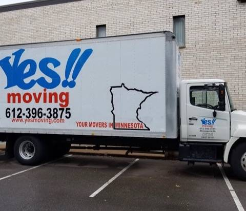 Yes Moving - moving company  | Photo 4 of 5 | Address: 3215 Elliot Ave., Minneapolis, MN 55407, USA | Phone: (612) 396-3875