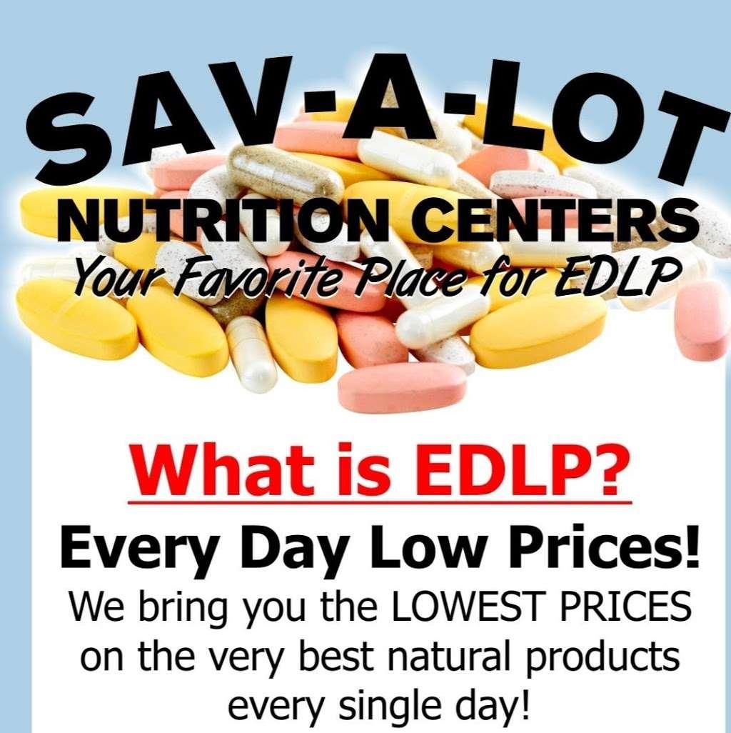 Sav-A-Lot Nutrition Centers - store    Photo 6 of 10   Address: 3105 FL-7, Margate, FL 33063, USA   Phone: (754) 307-1655