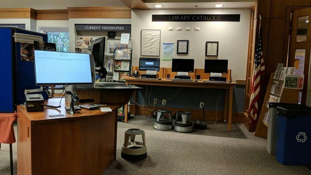 Mary Riley Styles Public Library - library  | Photo 2 of 10 | Address: 120 N Virginia Ave, Falls Church, VA 22046, USA | Phone: (703) 248-5030