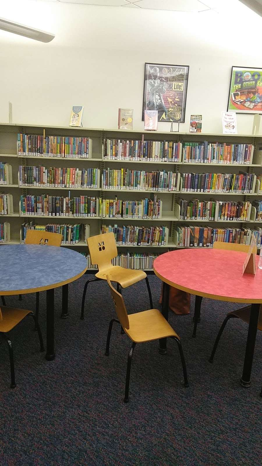 Carver Ranches Library - library  | Photo 4 of 10 | Address: 4735 SW 18th St, West Park, FL 33023, USA | Phone: (954) 357-6245