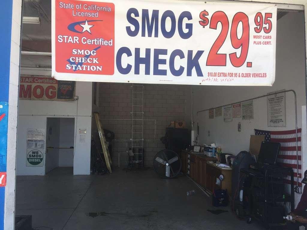 Smog And Lube - car repair  | Photo 7 of 10 | Address: 1475 E Palmdale Blvd Unit A, Palmdale, CA 93550, USA | Phone: (661) 274-4224