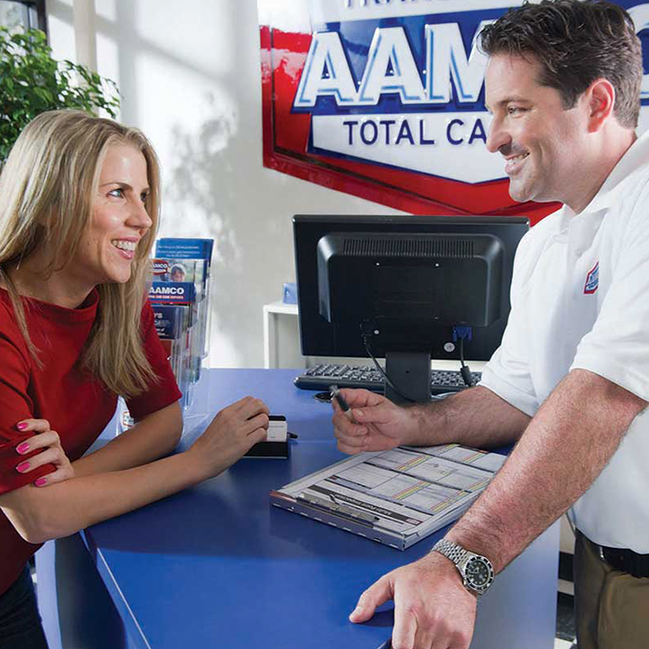 AAMCO Transmissions & Total Car Care - car repair    Photo 6 of 8   Address: 3580 Cleveland Ave, Columbus, OH 43224, USA   Phone: (614) 475-6655