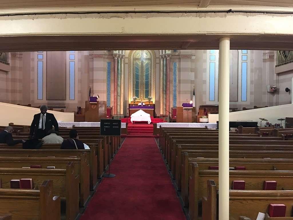 Salem United Methodist Church - church  | Photo 7 of 10 | Address: 2190 Adam Clayton Powell Jr Blvd, New York, NY 10027, USA | Phone: (212) 678-2700