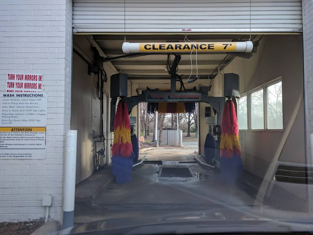 Shell - gas station  | Photo 2 of 4 | Address: 1321 S Blount St, Raleigh, NC 27601, USA | Phone: (919) 833-8200