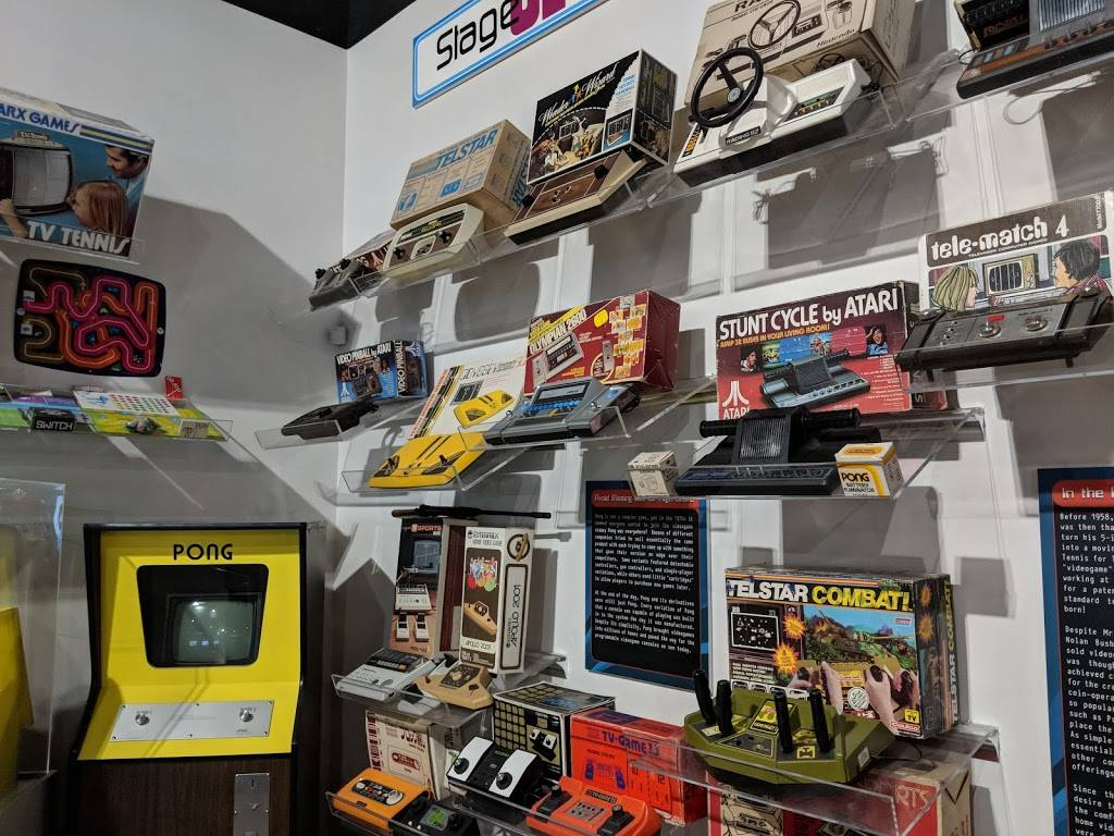 National Videogame Museum - museum  | Photo 6 of 10 | Address: 8004 Dallas Pkwy, Frisco, TX 75034, USA | Phone: (972) 668-8400