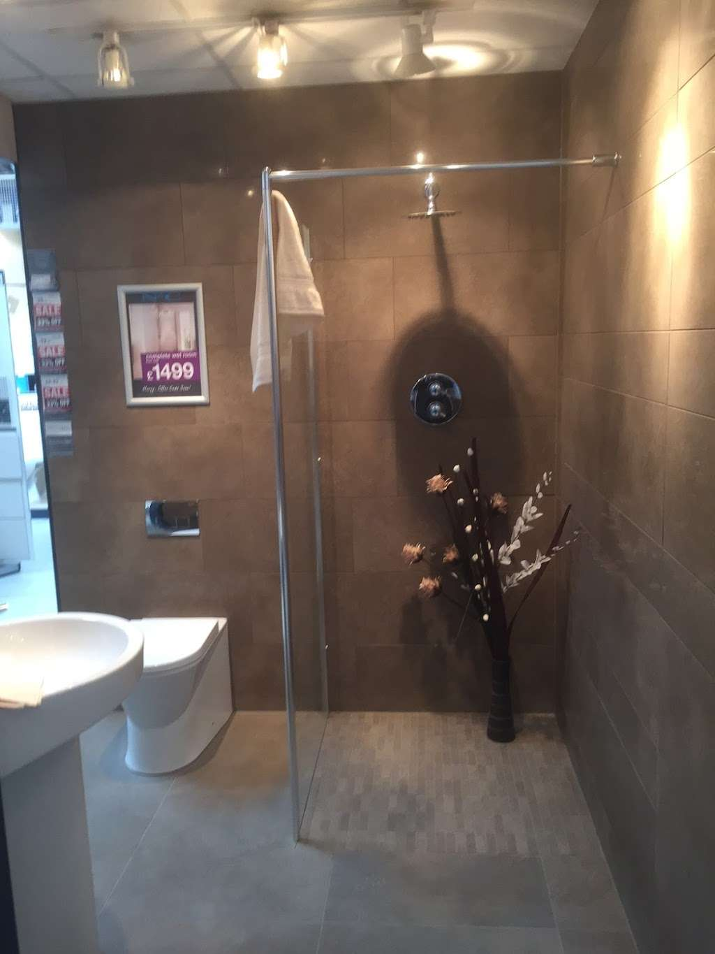 N C Tiles And Bathrooms 1 Cliffside Trade Park Motherwell Way Grays Lakeside Rm20 3xd Uk