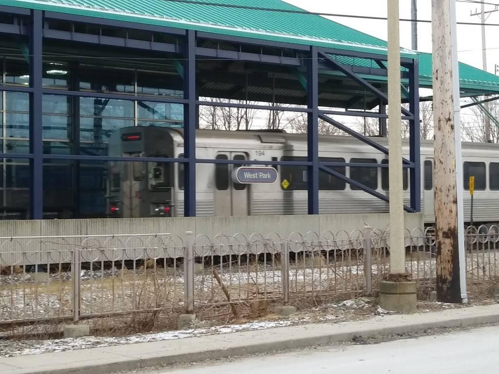 West Park Station - subway station    Photo 4 of 8   Address: Cleveland, OH 44111, USA   Phone: (216) 566-5100