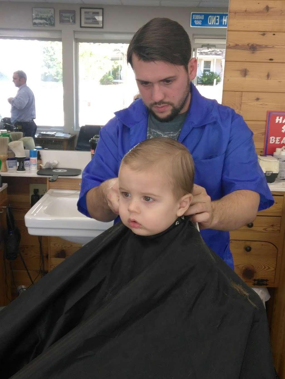 South End Barber Shop - hair care  | Photo 10 of 10 | Address: 404 N Main St, China Grove, NC 28023, USA | Phone: (704) 857-1891
