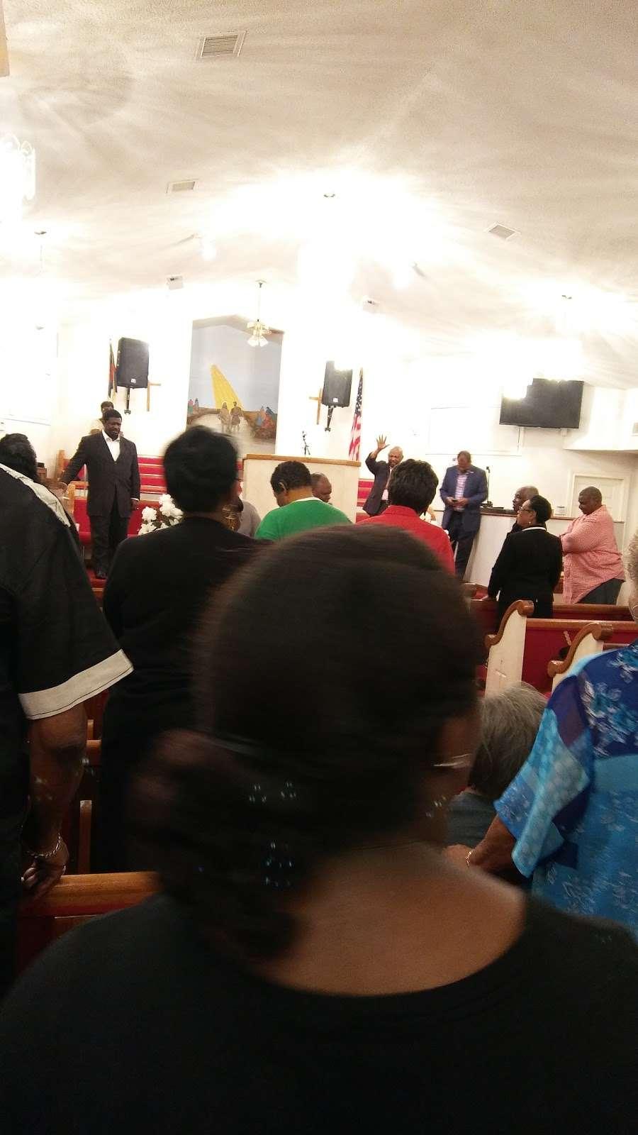 Bethany Missionary Baptist Church - church  | Photo 7 of 8 | Address: Houston, TX 77009, USA | Phone: (713) 224-9813
