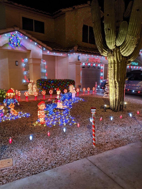748 W. Guadalupe Rd. Parking - parking  | Photo 1 of 3 | Address: 654 W Navarro Ave, Mesa, AZ 85210, USA