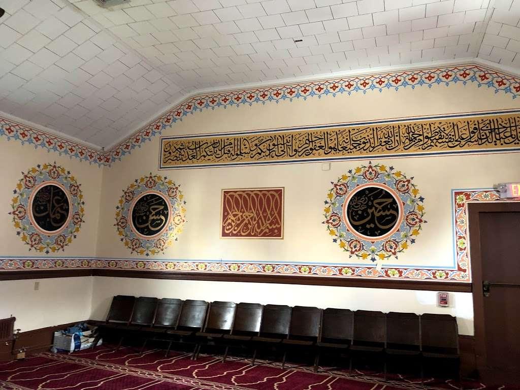 TARF Bergen Diyanet Camii - mosque  | Photo 10 of 10 | Address: 240 Knox Ave, Cliffside Park, NJ 07010, USA | Phone: (201) 840-8065