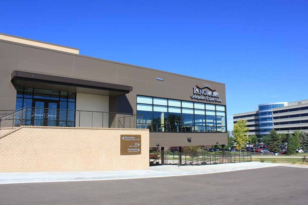 Panorama Orthopedics & Spine Center - Highlands Ranch - physiotherapist    Photo 8 of 10   Address: 1060 Plaza Dr #200, Highlands Ranch, CO 80129, USA   Phone: (303) 233-1223
