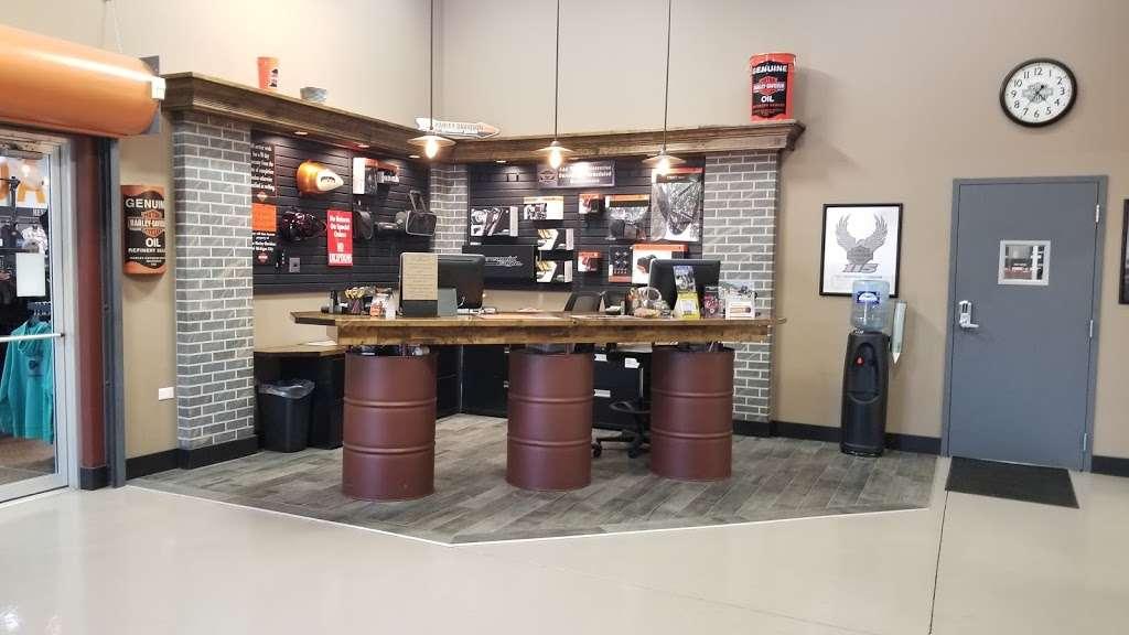 The Harley-Davidson Shop of Michigan City - store    Photo 5 of 10   Address: 2968 US-421, Michigan City, IN 46360, USA   Phone: (219) 878-8885