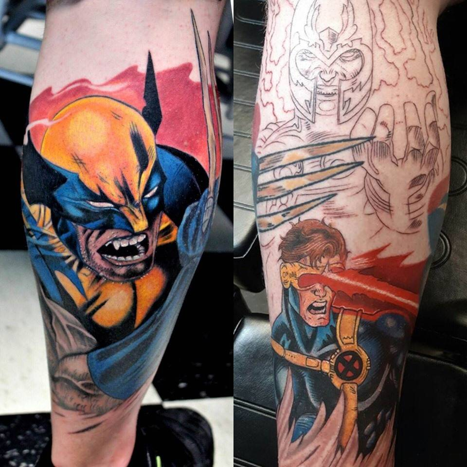 The Chosen One Ink Tattoo - art gallery  | Photo 8 of 9 | Address: 2501 E Mayfield Rd #119, Arlington, TX 76014, USA | Phone: (817) 277-5199