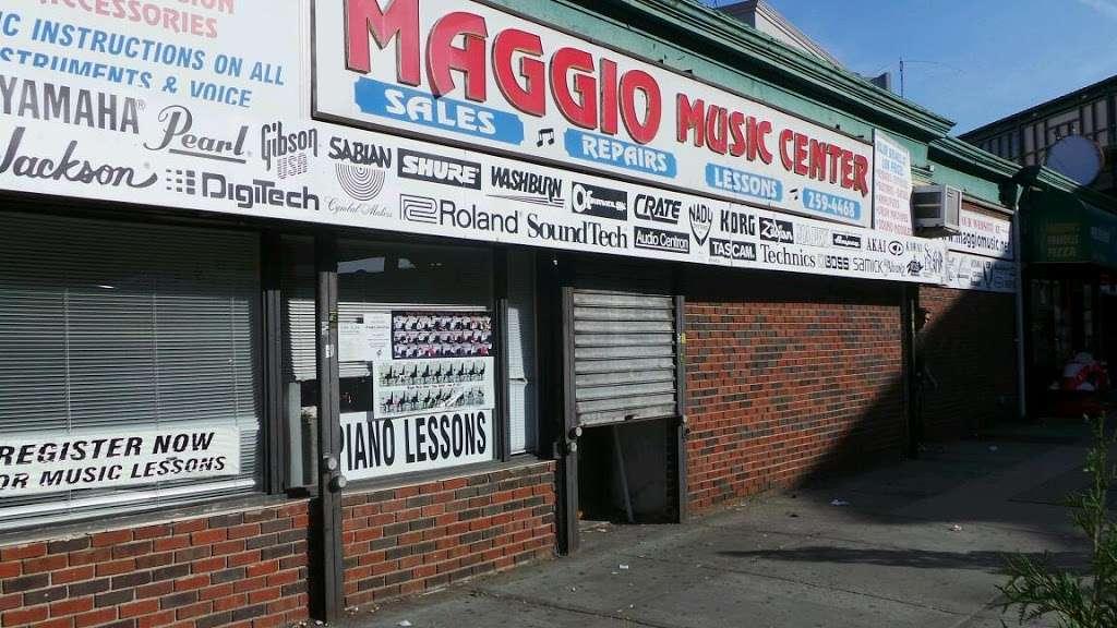 Maggio Music School - electronics store    Photo 2 of 10   Address: 8403 18th Ave, Brooklyn, NY 11214, USA   Phone: (718) 259-4468