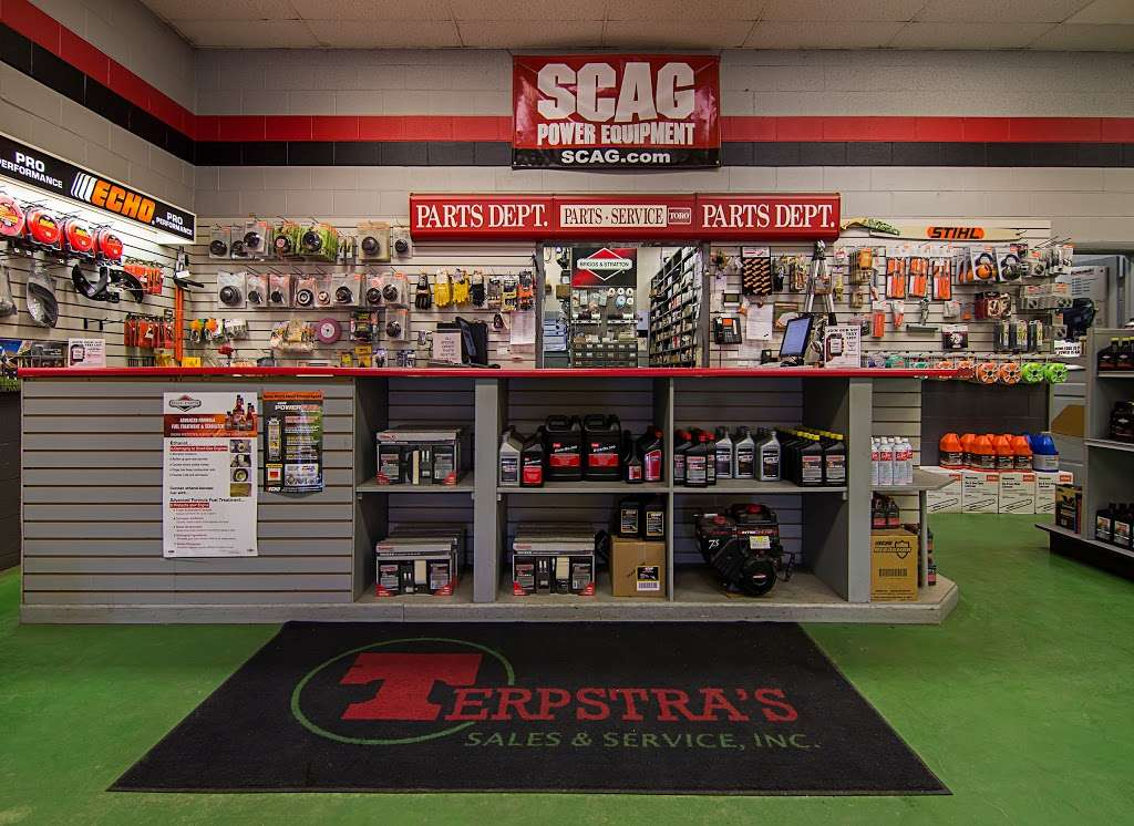 Terpstras Sales, Service & Rental - store  | Photo 1 of 10 | Address: 1235 E 45th Ave, Griffith, IN 46319, USA | Phone: (219) 838-3600