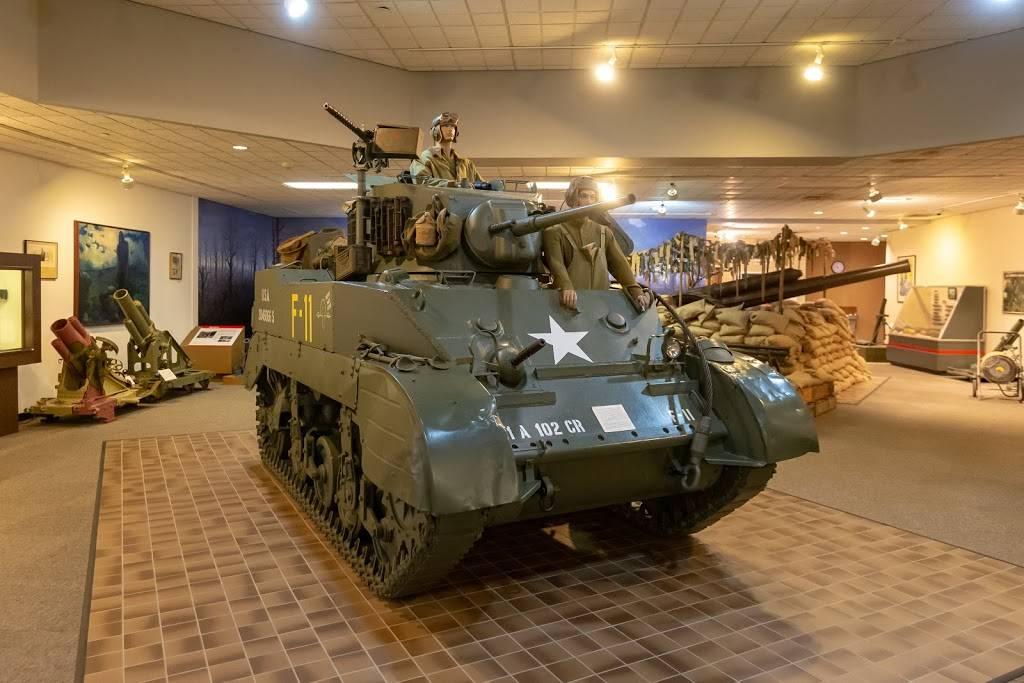 Virginia War Museum - museum    Photo 4 of 8   Address: 9285 Warwick Blvd, Newport News, VA 23607, USA   Phone: (757) 247-8523