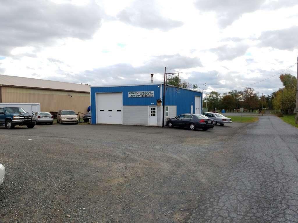 One Stop Auto Repair Inc - car repair  | Photo 1 of 1 | Address: 30 Park Ln, Gilbertsville, PA 19525, USA | Phone: (610) 367-2750