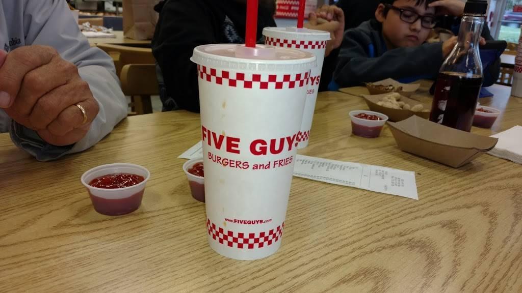 Five Guys - Hamburg, NY - meal takeaway    Photo 5 of 9   Address: 3860 McKinley Pkwy, Hamburg, NY 14219, USA   Phone: (716) 825-1355