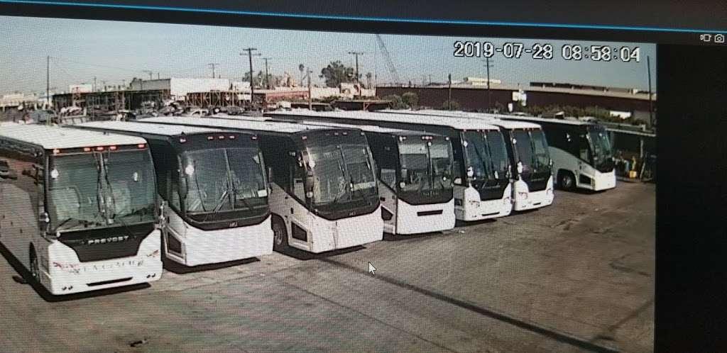 La Coach Charter Bus Co. - transit station    Photo 2 of 3   Address: E 154th St, Gardena, CA 90248, USA