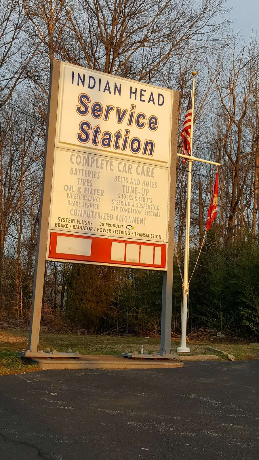 Indian Head Services Station - gas station    Photo 5 of 5   Address: 4615 MD-210, Indian Head, MD 20640, USA   Phone: (301) 743-5000