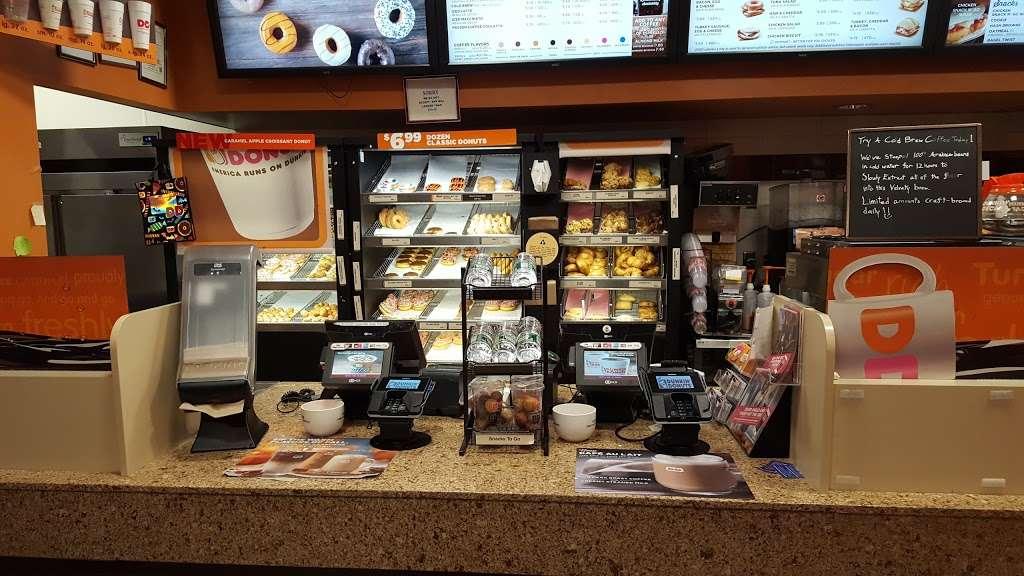 Dunkin Donuts - cafe  | Photo 4 of 10 | Address: 107-11/15 Rockaway Blvd, Ozone Park, NY 11417, USA | Phone: (718) 835-3682