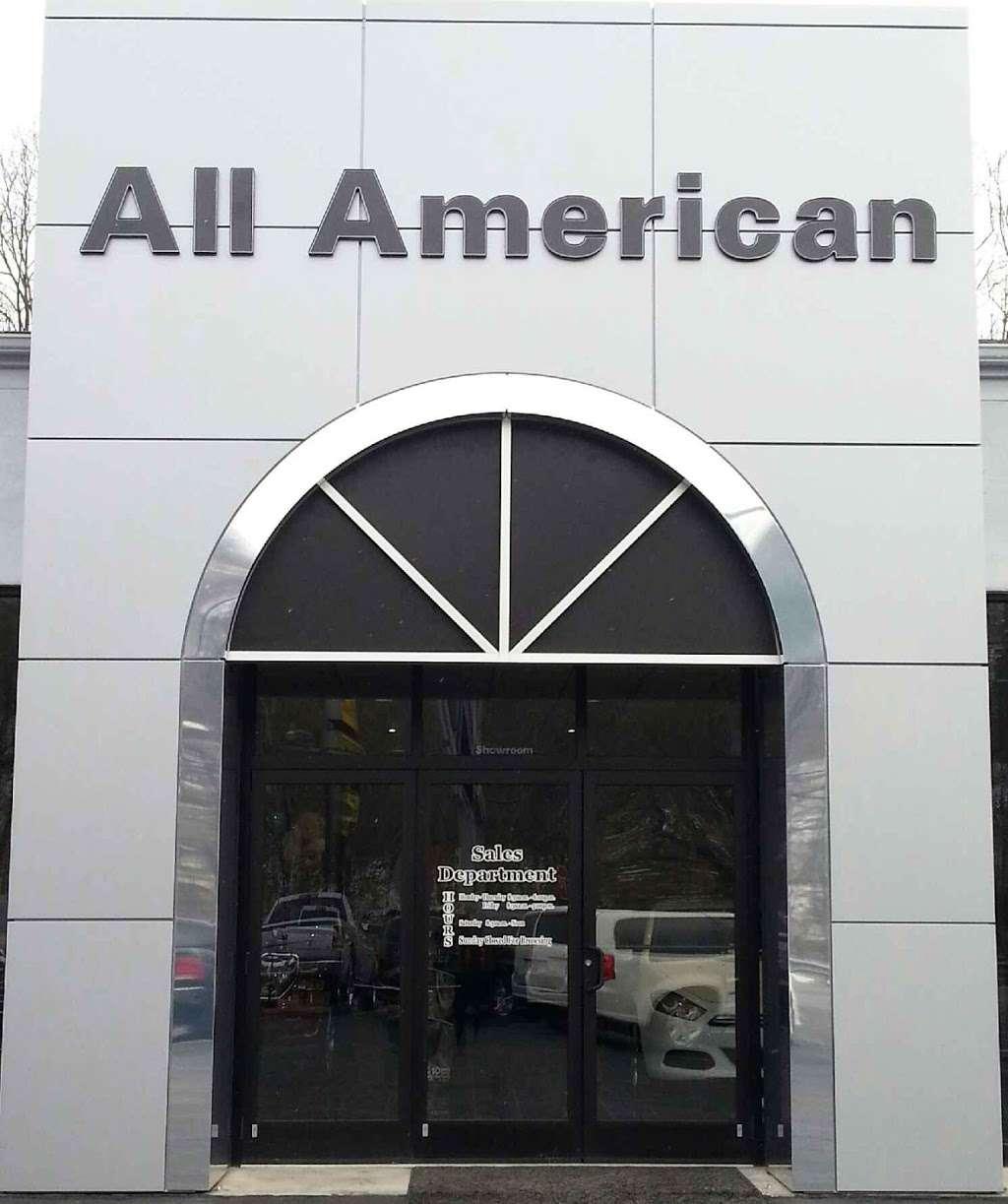 All American Chrysler Dodge Jeep Ram - Car Dealer