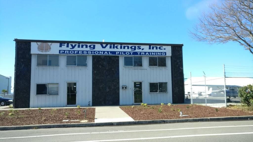 Flying Vikings Inc. -     Photo 1 of 6   Address: 21593 Skywest Dr, Hayward, CA 94541, USA   Phone: (510) 670-4719