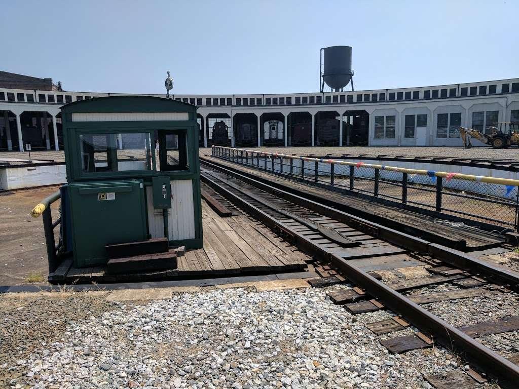 N.C. Transportation Museum - museum  | Photo 4 of 9 | Address: 1 Samuel Spencer Dr, Spencer, NC 28159, USA | Phone: (704) 636-2889