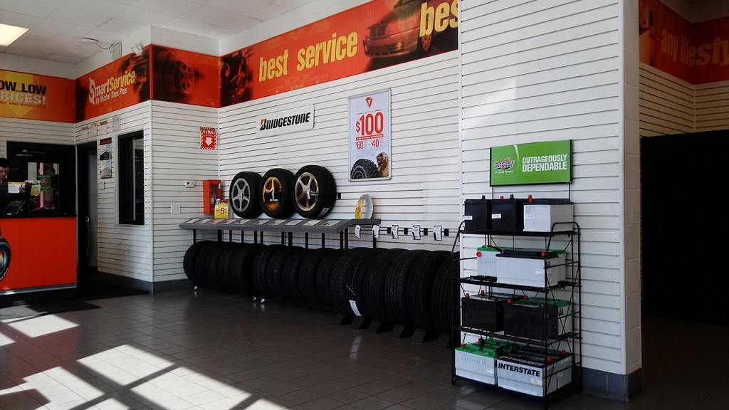 Michel Tires Plus - car repair  | Photo 9 of 10 | Address: 272 W Mitchell Ave, Cincinnati, OH 45232, USA | Phone: (513) 401-7188