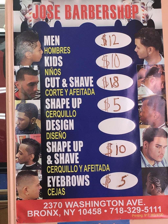 Erick Barber Shop - hair care  | Photo 6 of 6 | Address: 2370 Washington Ave, Bronx, NY 10458, USA | Phone: (718) 329-5111