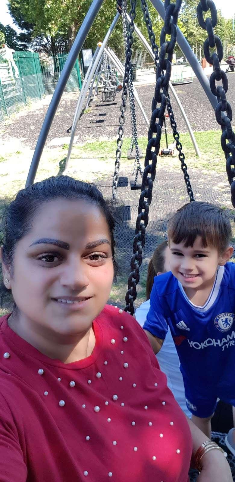 Cricklewood Playground - park    Photo 5 of 6   Address: Kara Way, London NW2 6QN, UK   Phone: 020 8359 4000