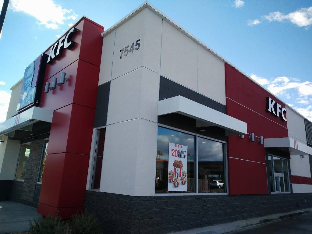 KFC - restaurant  | Photo 4 of 9 | Address: 7545 S Rainbow Blvd, Las Vegas, NV 89139, USA | Phone: (702) 260-4663