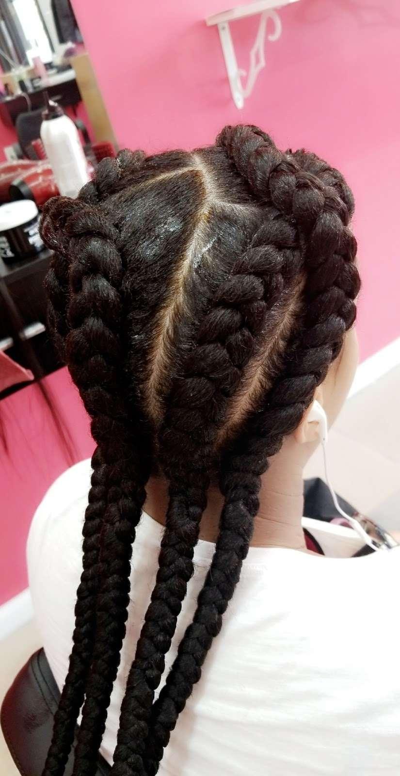 Mama African Hair Braiding - hair care  | Photo 7 of 10 | Address: 162 Rockaway Ave, Brooklyn, NY 11233, USA | Phone: (718) 635-1543