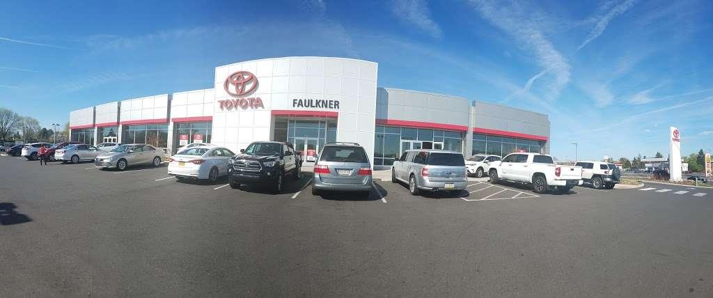 Faulkner Toyota Trevose >> Faulkner Toyota Trevose Car Dealer 2425 Old Lincoln Hwy