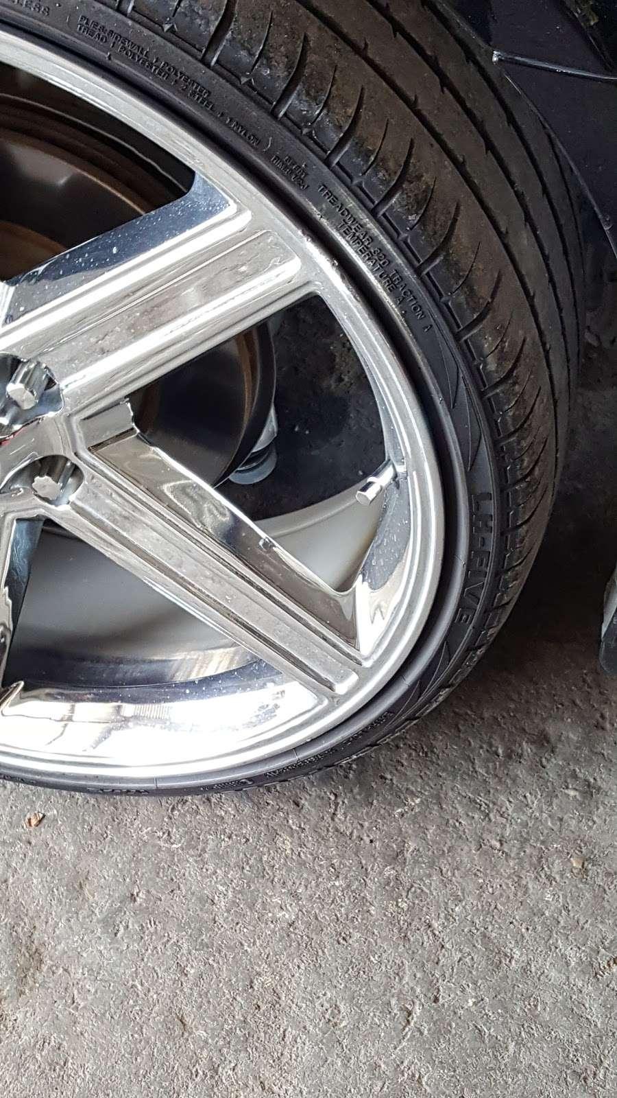 Celayas Tire & Wheel - car repair  | Photo 2 of 4 | Address: 9102 Farm to Market 1960 Rd W, Houston, TX 77070, USA
