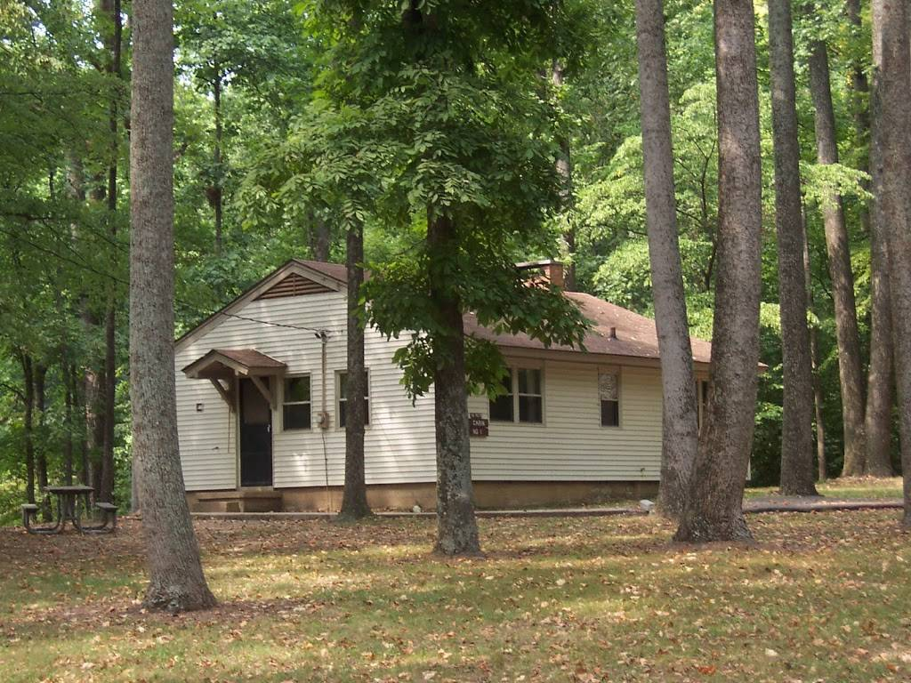 Meeman-Shelby Forest Cabins - real estate agency  | Photo 7 of 8 | Address: Grassy Lake Rd, Millington, TN 38053, USA | Phone: (901) 876-5215