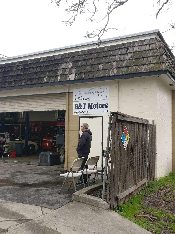 Pleasanton Smog and Repair - car repair  | Photo 5 of 9 | Address: 4262 Stanley Blvd, Pleasanton, CA 94566, USA | Phone: (925) 249-9300