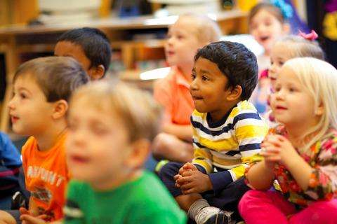 The Goddard School - school  | Photo 8 of 10 | Address: 777 W 23rd St, Houston, TX 77008, USA | Phone: (832) 930-7553