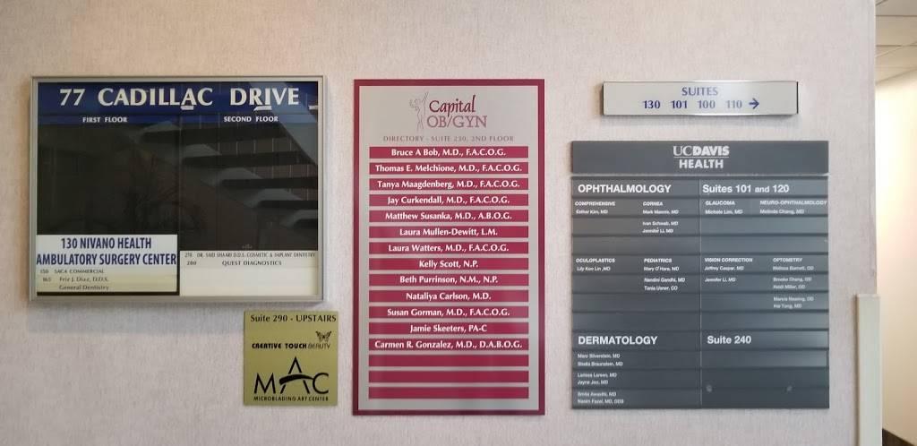 Capital OB/GYN - hospital  | Photo 3 of 9 | Address: 77 Cadillac Dr #230, Sacramento, CA 95825, USA | Phone: (916) 920-2082