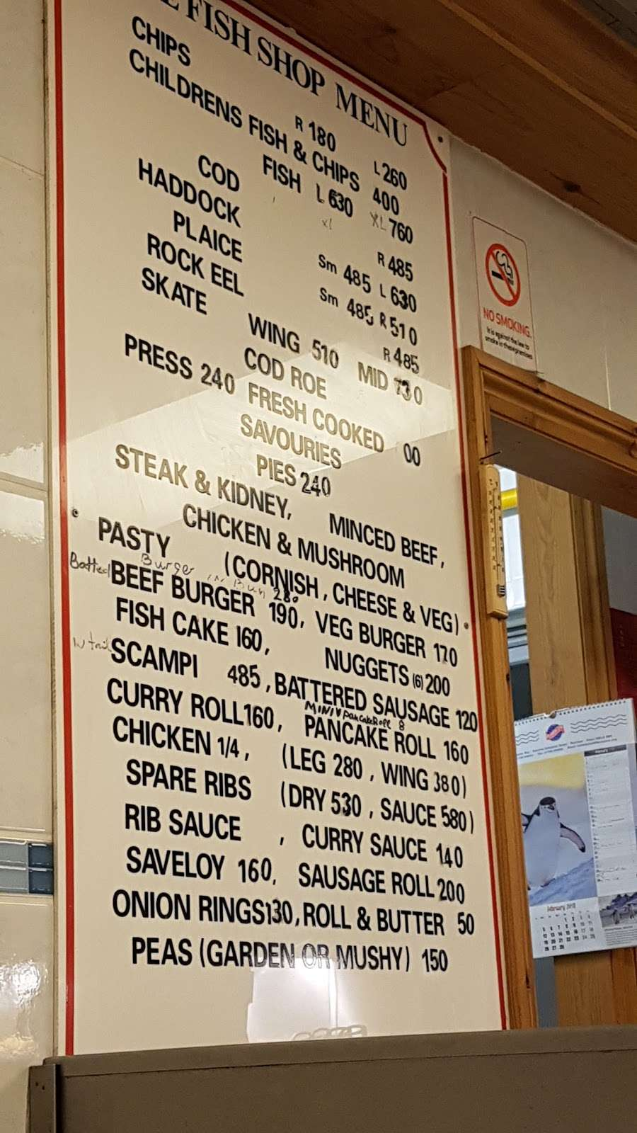 The Fish Shop - meal takeaway  | Photo 4 of 7 | Address: 7B Bridge St, Writtle, Chelmsford CM1 3EY, UK | Phone: 01245 420890