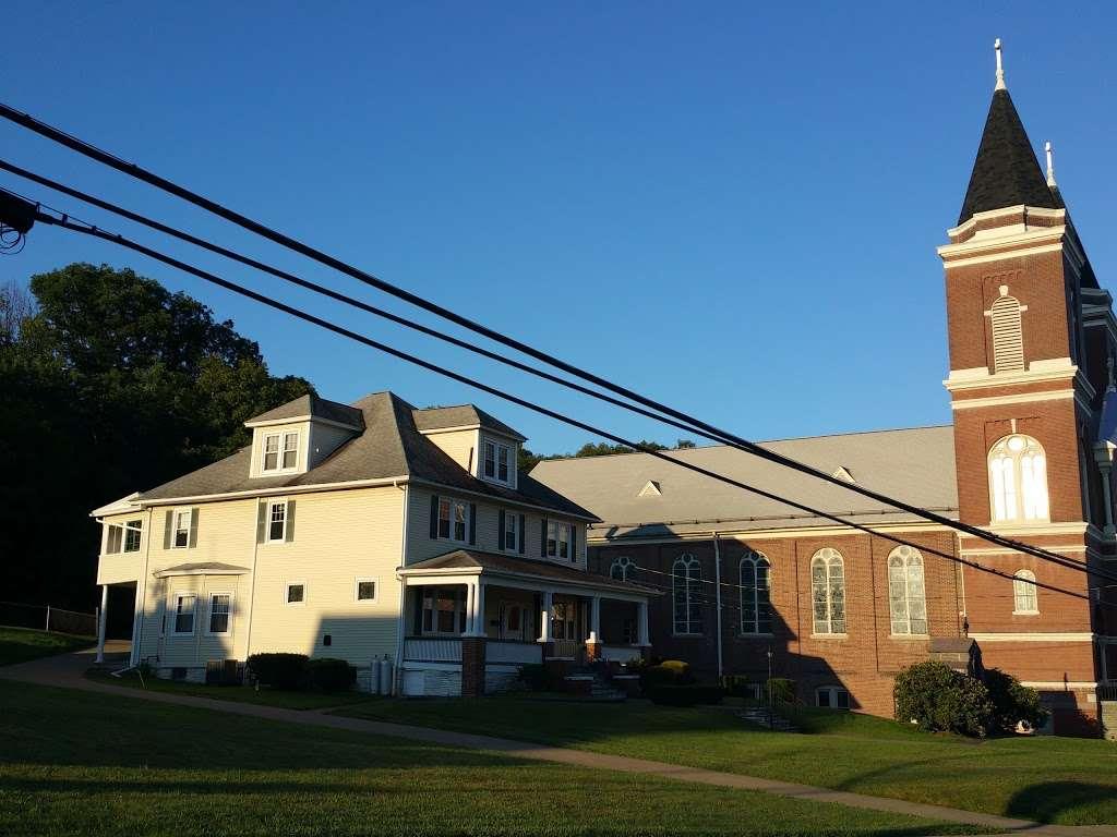 Holy Family Church - church  | Photo 1 of 1 | Address: 828 Main St, Sugar Notch, PA 18706, USA | Phone: (570) 822-8983